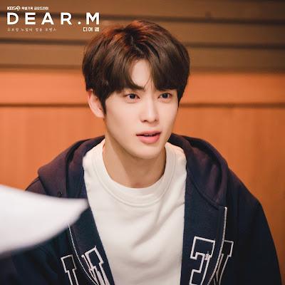 drama dear m jaehyun nct