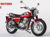 Jawa Motors 300.cc Desain Klasik Akan Bangkit Lagi di India