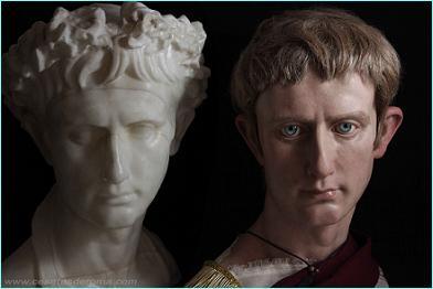 Octavio, emperador, Arminio, Varo, Teutoburgo, legiones, Roma, romanos, Germania, germanos, queruscos, Augusto, Tusnelda