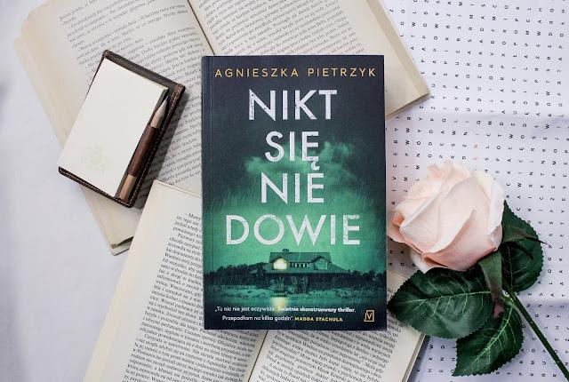 """""""Nikt się nie dowie"""" Agnieszka Pietrzyk - recenzja premierowa"""