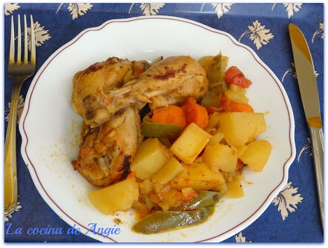 Pollo Tapado (nicaragua)