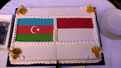 the 101st anniversary of the Azerbaijan