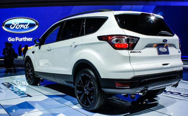2017 Ford Escape 2.0 EcoBoost AWD
