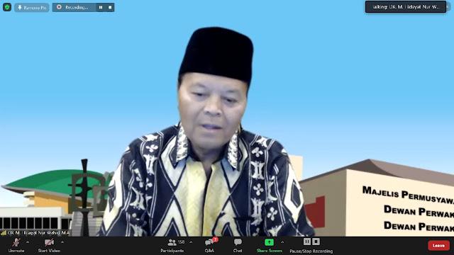 Istana Sebut Perubahan Halaman UU Ciptaker Karena Typo, HNW: Makin Ruwet!