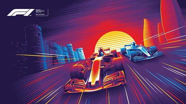 Formula 1 Baku GP