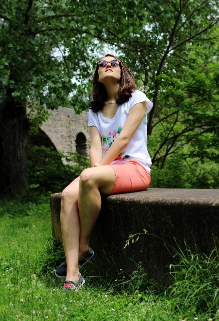 Naturaleza, aire puro y Decathlon