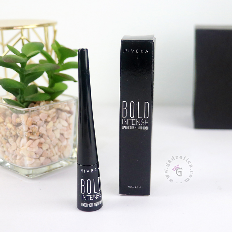Rivera Bold Intense Liquid Liner