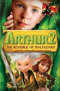 Arthur 2: et la vengeance de Maltazard (2009) อาเธอร์ ผจญภัยเจาะโลกมหัศจรรย์ 2