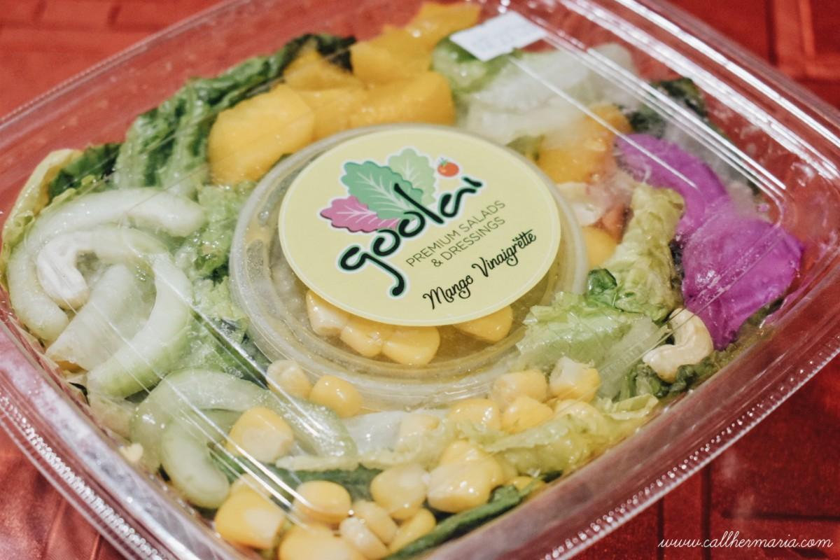 Goolai Premium Salad and Dressing Review