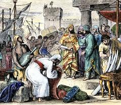 Comerciantes fenicios