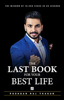 LAST BOOK FOR YOUR BEST LIFE book cover page