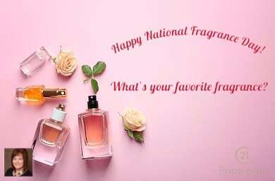 National Fragrance Day Wishes Photos