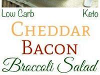 Top Bacon Cheddar Broccoli Salad