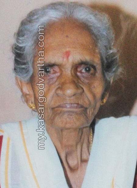 Kerala, Obituary, Death, Kasargod, Nileshwaram, Nileshwaram Devaki Marasyar passes away.
