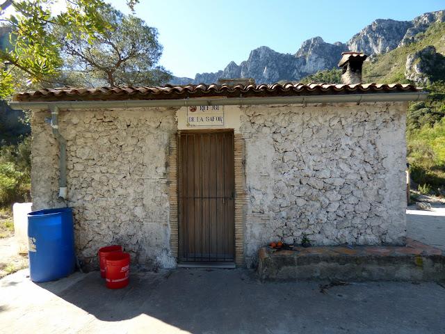 Refugio de La Safor