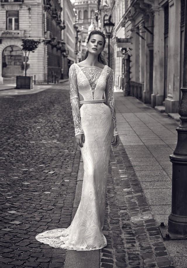 Bellos vestidos de novias | Colección Galia Lahav 2016