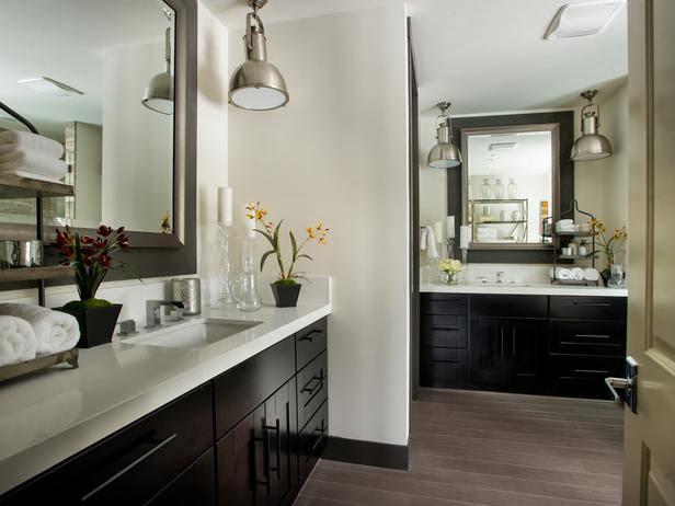Modern Furniture Hgtv Dream Home 2014 Master Bathroom