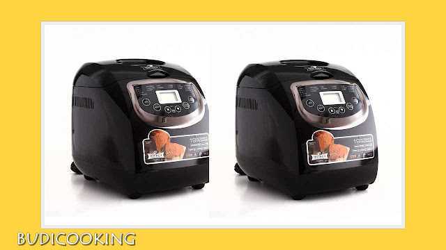 mesin pembuat roti otomatis-Bread Master Multipro Bread