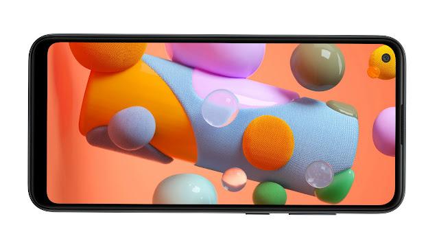 Conoce el nuevo Samsung Galaxy A11