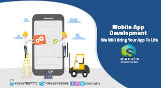 حقق أعلى المكاسب من تصميم تطبيقات الاندرويد لمشروعك او شركتك Mobile+App+Development