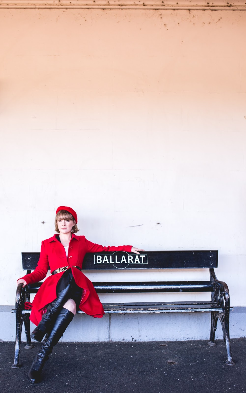 Liana of @findingfemme for Ballarat Lifestyle Magazine