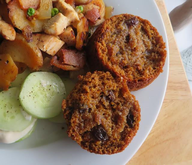 Brown Bread Muffins