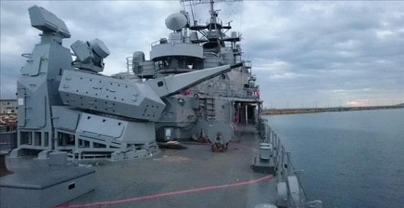 Korkut alçak irtifa hava savunma sisteminin gemilere uyarlanmış versiyonur ,korkut deniz