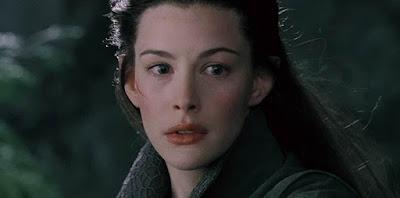 Muerte Arwen LOTR Tolkien