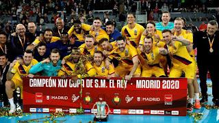 Copa del Rey 2020 - Siete copas seguidas para el Barça