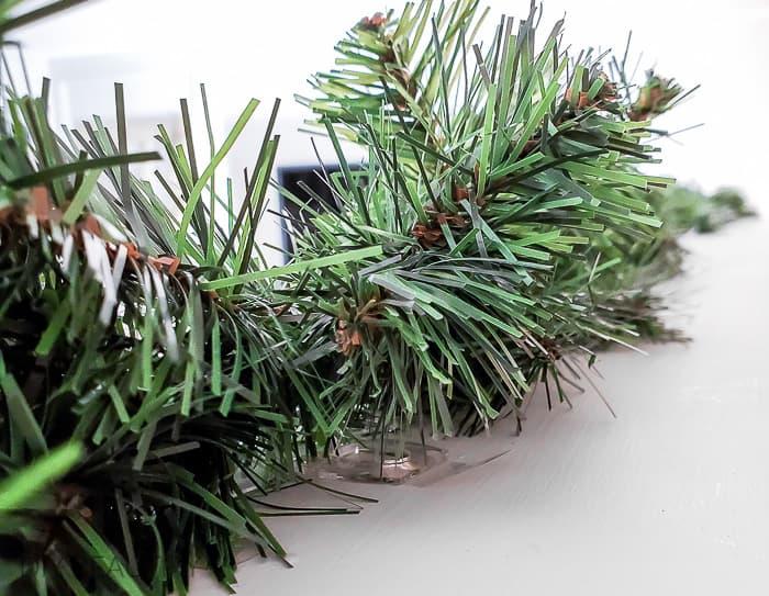 basic Christmas greenery