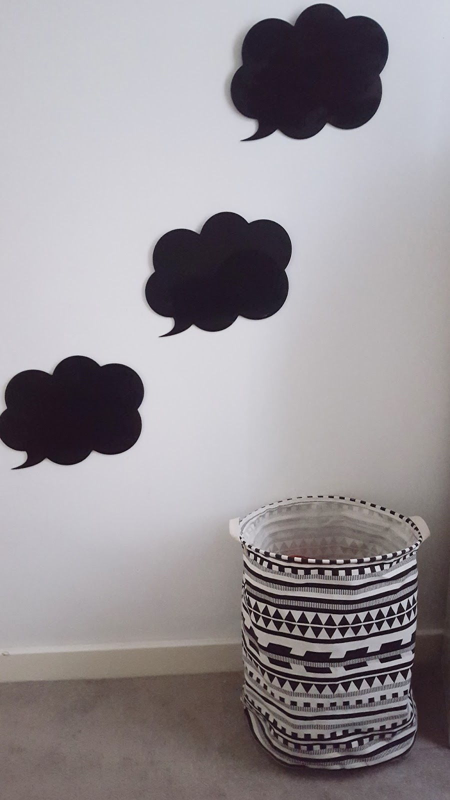 Blackboard Clouds