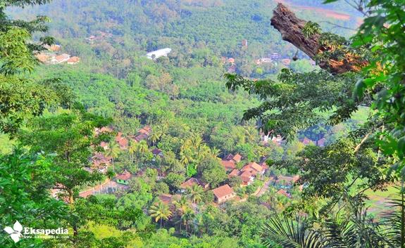 Pemandangan Keindahan Goa Rong View Tlogo Tuntang