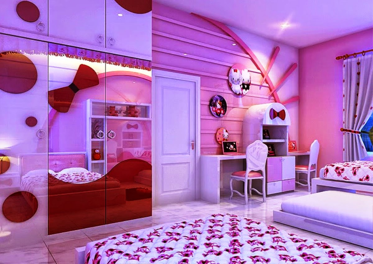 Hello Kitty Bedroom Decor At Walmart