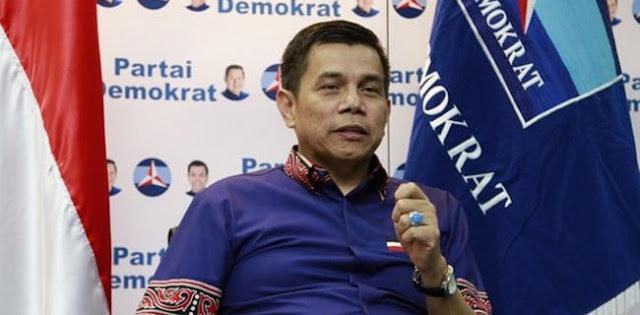 Di Hadapan SBY, PKS Nyatakan Bulat Dukung Demiz-Syaikhu