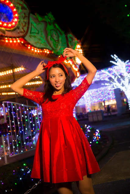 Ishikawa Ren 石川恋 All I Want for Christmas Is You 19