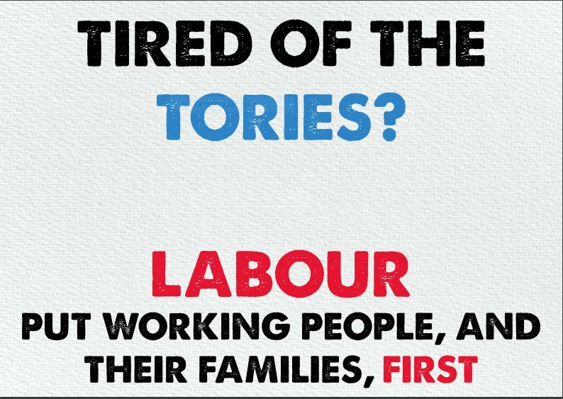 Johns labour blog tired of the tories labour put working people tired of the tories labour put working people their families first 5 reasons to register to vote today spiritdancerdesigns Images