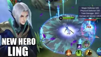 755af0fac14992e484e65e3ff1cf6e95 Ling Hero Baru Mobile Legends Sudah Rilis Berikut Skill dan Guidenya