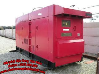 đại lý máy phát điện Komatsu