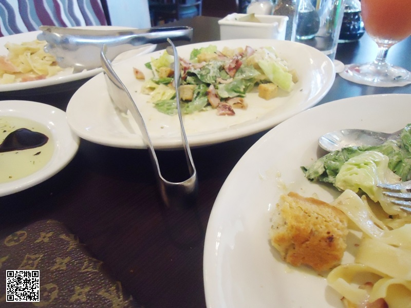 Restaurant Review: An Afternoon at Italianni's