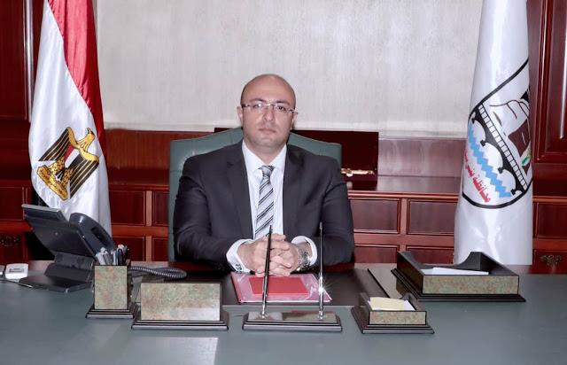 محافظ بني سويف يصدر عدة قرارات بشأن عيد الأضحى.