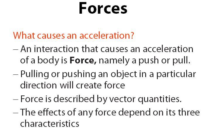Physics For Foundation Chapter 3- Mechanics, Statics - part 1