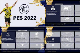Modpack Unreal Engine PES 2022 For - PES 2017
