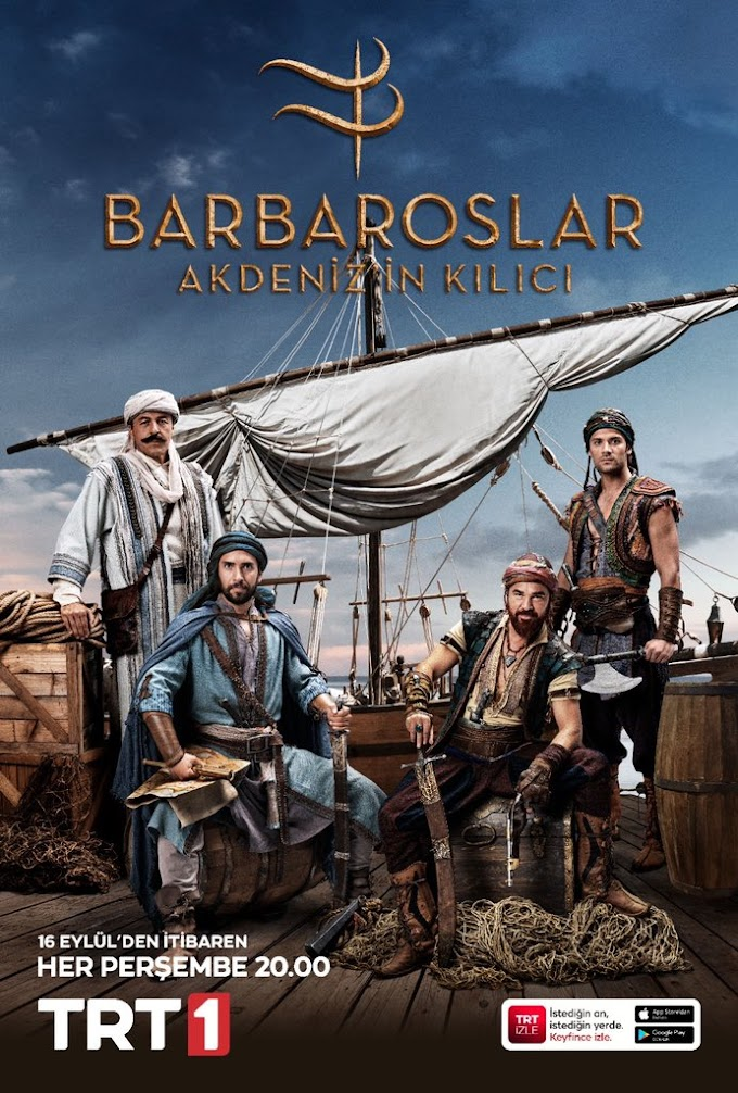 Barbaroslar Episode 1 English Subtitles | Full | Release Date