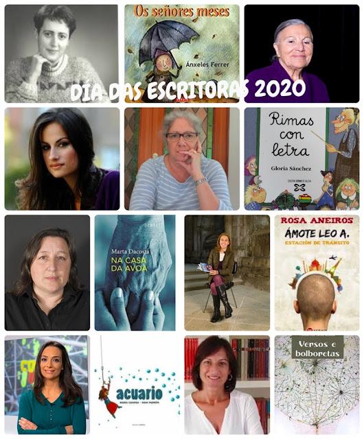 Escritoras galegas