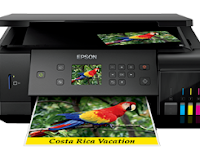 Epson ET-7700 Wireless Printer Setup & Drivers