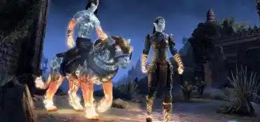 Elder Scrolls Online: A Variety Of Mounts