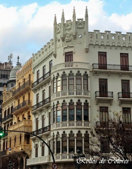 Casa Suay Bonora Valencia