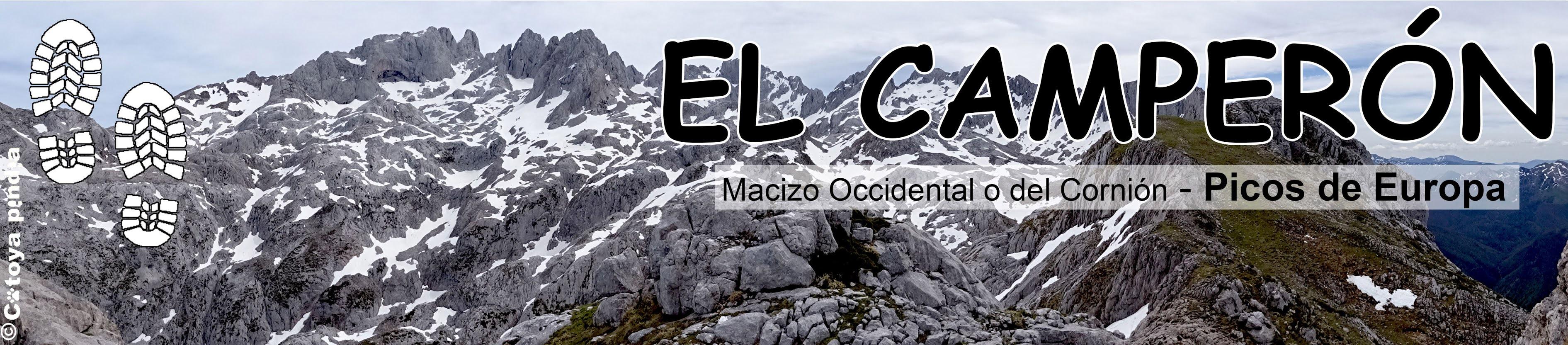 Ruta al Pico Camperón en Picos de Europa