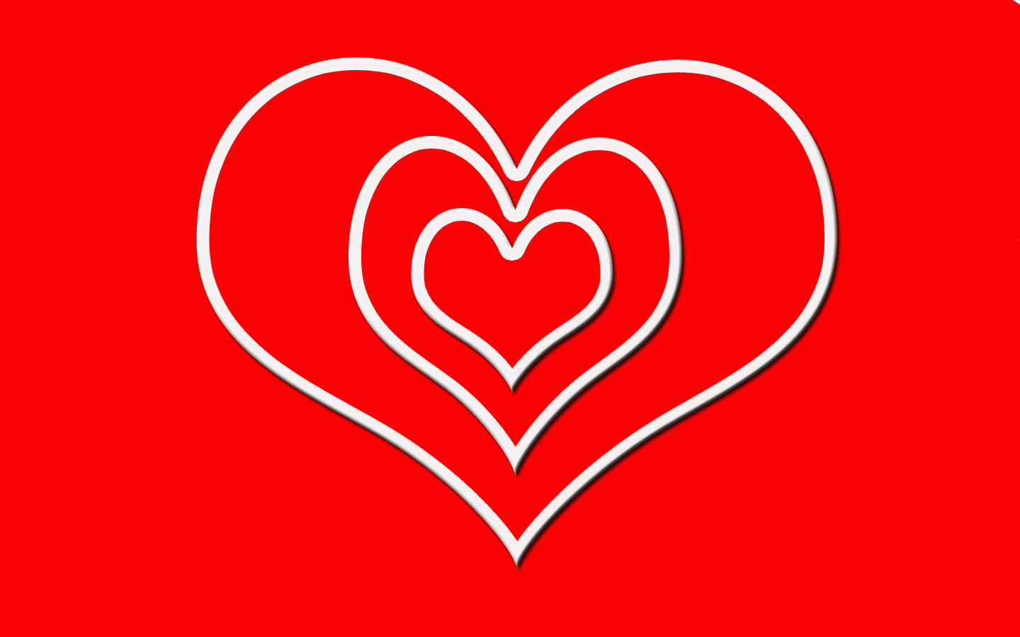 Red Heart Image, Red Heart Background, Red Heart Vector