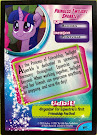 MLP Twilight Sparkle MLP the Movie Trading Card